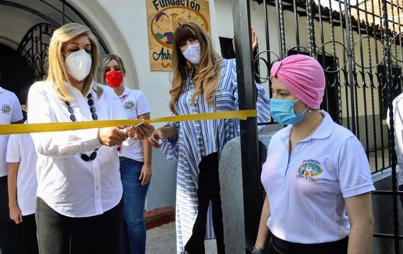 'Niños Invencibles', la casa para que los niños con cáncer estudien