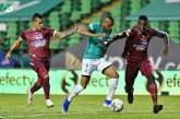 Deportes Tolima venció 3-0 al Deportivo Cali en Ibagué