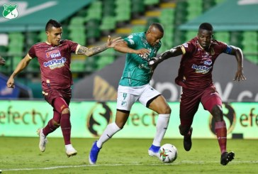 Clasifica Tolima, Deportivo Cali se despide de la Liga