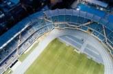 Avanza iluminación del Pascual Guerrero para la Copa América