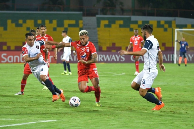 Un América 'flojo' perdió ante Cerro Porteño por Copa Libertadores