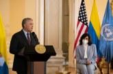 Presidente Duque agradece apoyo de EE.UU en la reactivación económica del país