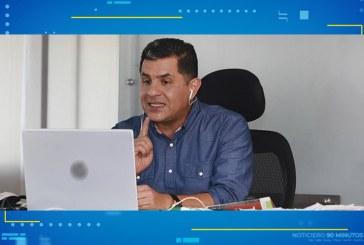 Alcalde Ospina 'se rajó' en nueva encuesta que califica su gestión