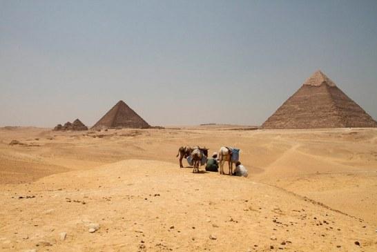 Arqueólogos de Egipto descubren antigua ciudad perdida cerca de Luxor