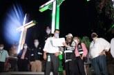 Autoridades recorren Cerro de las Tres Cruces para detectar peligrosidad