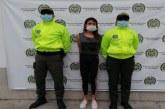 Capturada alias La Mona por el homicidio de un hombre, en Trujillo