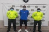 Capturan a alias Pepón por secuestro y tentativa de homicidio de dos hombres en Tuluá