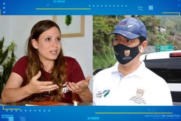 """Concejal Diana Rojas pide renuncia de secretario de Seguridad y él dice que es """"oportunismo"""""""