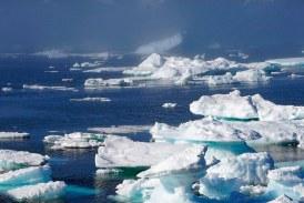 Derretimiento de capa de hielo de Groenlandia puede provocar alza del nivel del mar