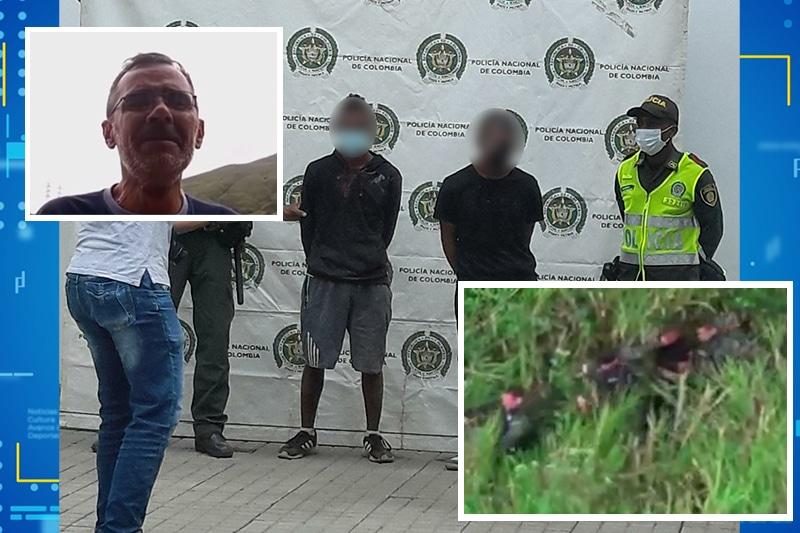 """""""Estamos completamente destrozados"""": padre de deportista asesinado en las Tres Cruces"""