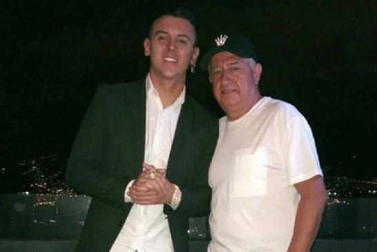 Falleció el padre de Kevin Roldán, al parecer, por complicaciones del covid-19