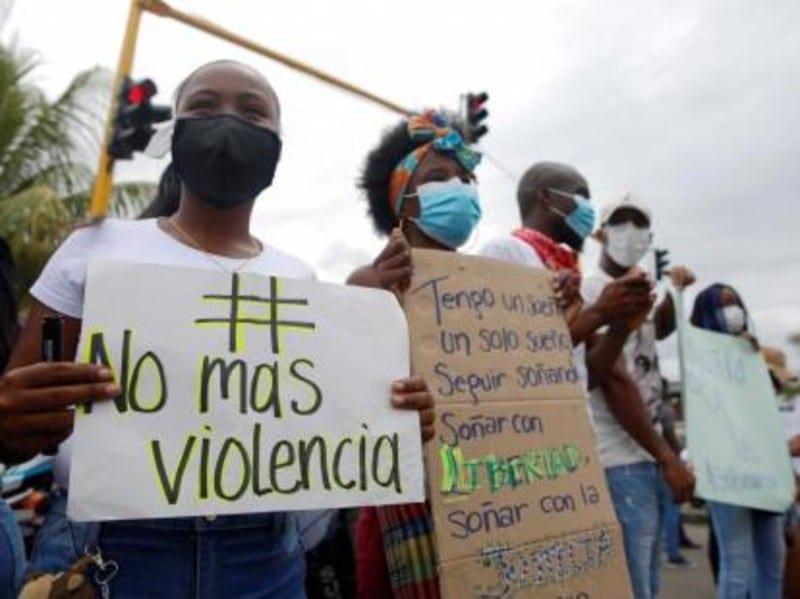 Firman pacto para buscar personas desaparecidas en Buenaventura