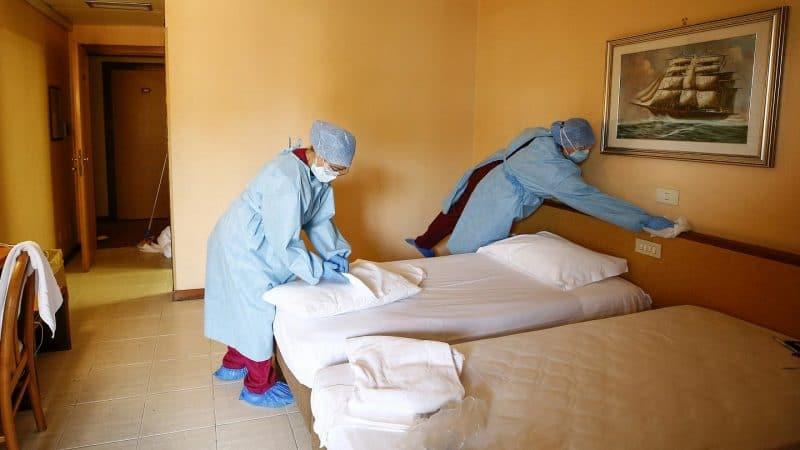 Hoteles de Cali serán adecuados para atender pacientes, ante alta ocupación en las UCI