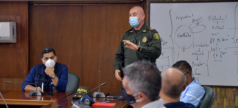 Realizan Comisión de Fútbol Extraordinaria tras ataques al Deportivo Cali