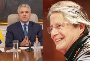 Iván Duque se reunirá hoy con presidente electo de Ecuador, Guillermo Lasso