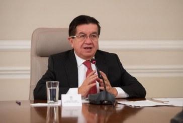 Ministro de Salud expresó preocupación por las aglomeraciones en las protestas