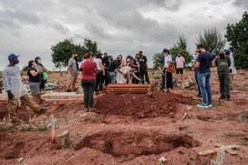 Reportes oficiales de la OMS confirman los 3 millones de muertos por covid-19