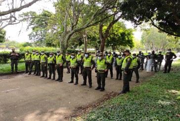 Duque ordenó el despliegue de la Fuerza Pública para garantizar orden público en Cali
