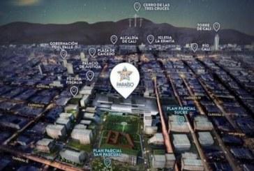 La construcción de la Estación Central del MIO en Ciudad Paraíso interconectará al centro de Cali