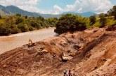 Recuperan cuerpos de 11 personas de una mina de oro colapsada en Neira, Caldas