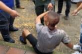 Robo en centro comercial de Cali provocó acto de justicia por mano propia