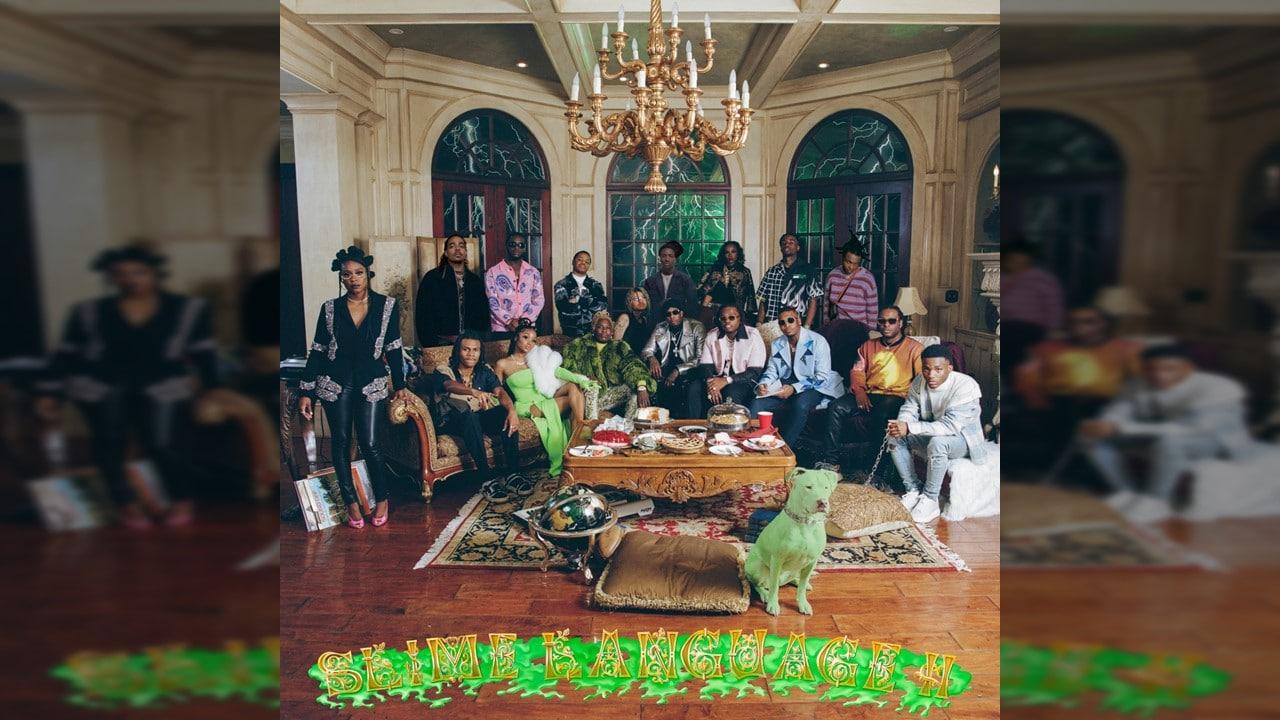 'Slime Languaje 2' el nuevo álbum de Young Thug y Young Stoner Life Records