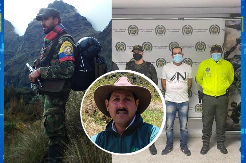 Vinculado al asesinato del Guardián del Loro Orejiamarillo tenía en su poder el celular del ambientalista