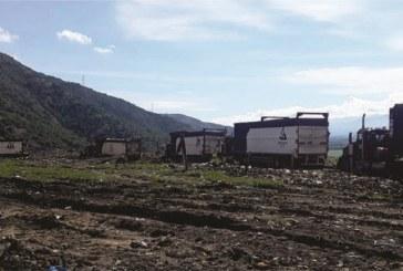 2.500 toneladas de residuos sólidos ya han sido recogidos en el Valle