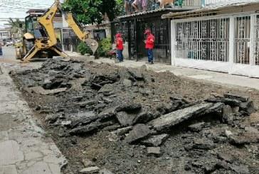Alcaldía de Cali retomó obras de Infraestructura de la malla vial