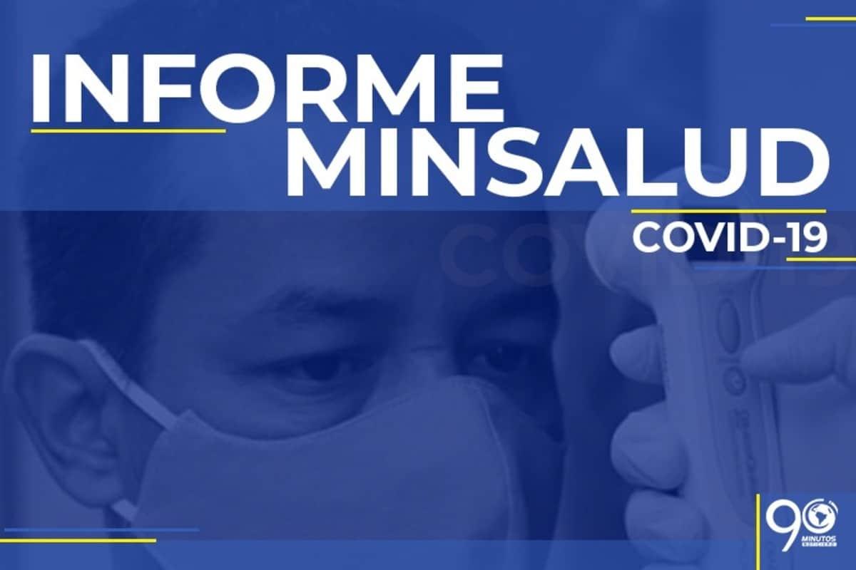 Domingo 16 de mayo: Colombia registra 15.093 nuevos casos de Covid-19