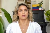 Adriana Lucía rechazó la invitación del Presidente de hacer parte de las mesas de diálogo