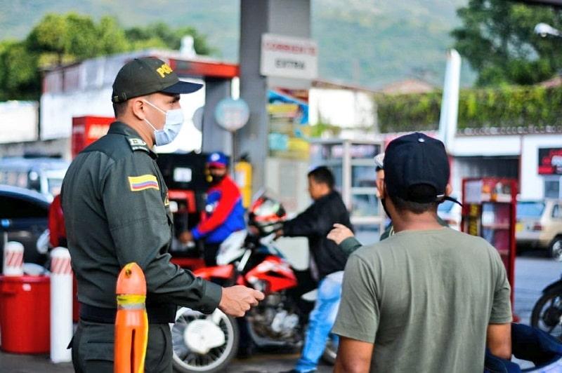 Alcaldía invita a denunciar casos de venta ilegal de combustible