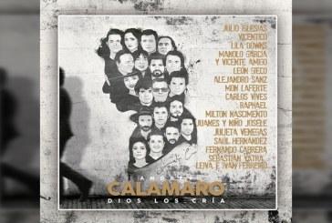 Andrés Calamaro realiza el lanzamiento de su nuevo álbum 'Dios los Cría'
