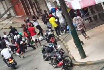 Autoridades entregan un balance de disturbios presentados en Buenaventura
