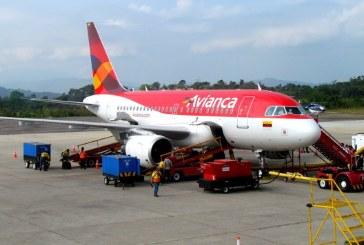 Avianca reanuda operación de vuelos desde y hacia la capital del Valle