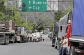 Se abrió paso por el corredor de emergencia en la vía Buenaventura-Cali