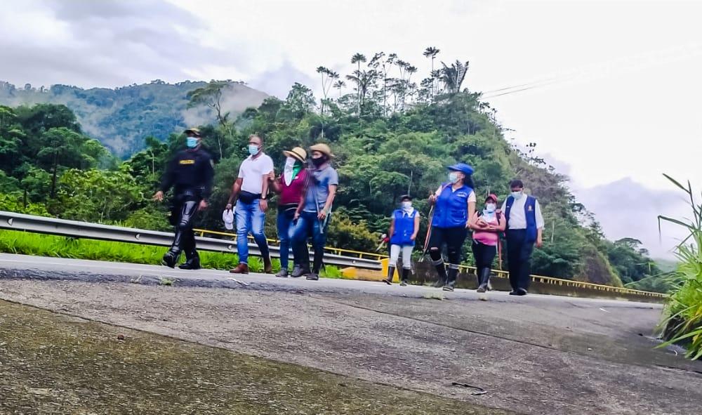 Gobernación busca crear mesas de diálogo con comunidades indígenas en Buenaventura