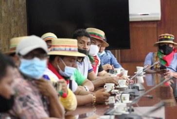 Cali recibe a la Minga Indígena que se une a las manifestaciones del Paro Nacional