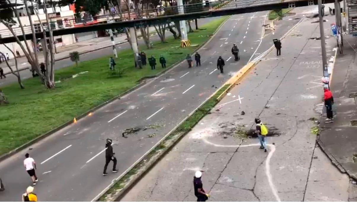 Cancillería responde a la comunidad internacional por violencia en protestas