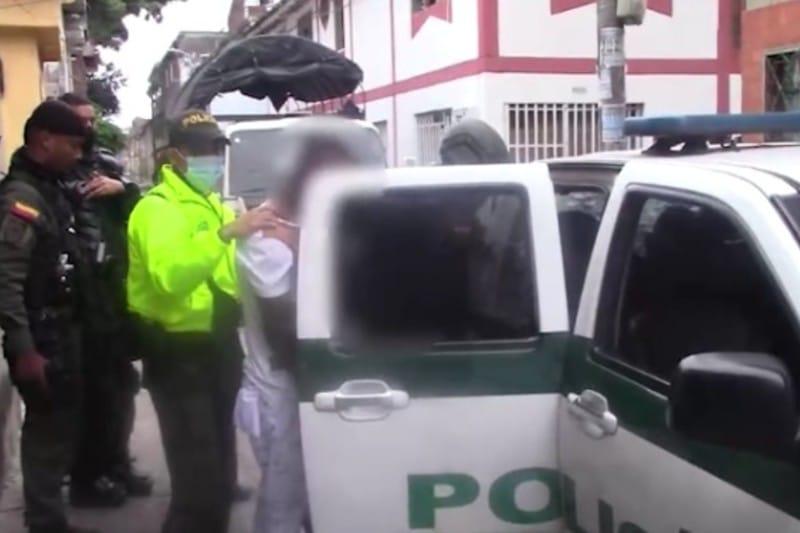 """Capturado alias """"Lerma"""" cabecilla del ELN, vinculado a vandalismo en Cali"""