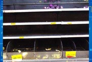 Ciudadanos se mostraron preocupados por desabastecimiento de alimentos en Cali