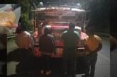 Cuatro indígenas fueron capturados cuando transportaban 30 kilos de marihuana