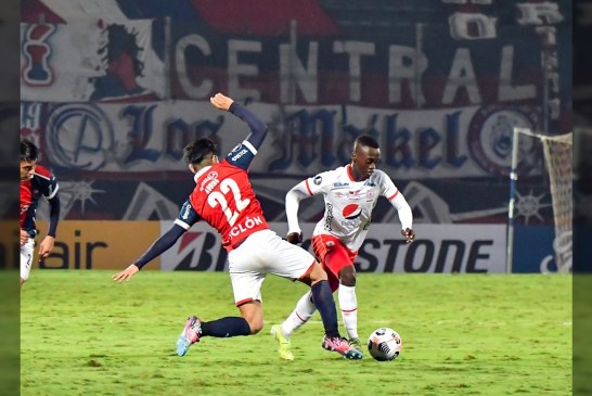 Se despide de la Libertadores: América perdió frente a Cerro Porteño