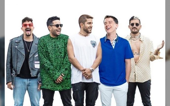 'Despiértate': el nuevo sencillo de Cali y El Dandee, Mau y Ricky y Guaynaa