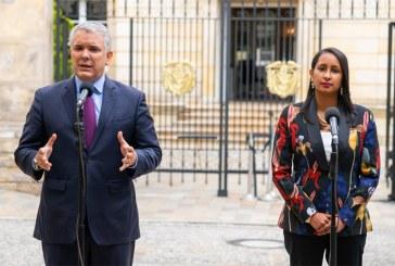 Duque designó a una vallecaucana como la nueva Ministra de Cultura