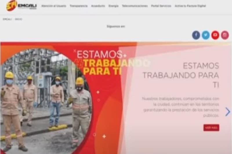 Emcali habilita el pago virtual de las facturas de servicios públicos