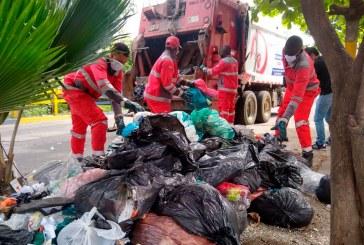 Empresas de aseo avanzan en la recolección de 5.000 toneladas de basuras en Cali