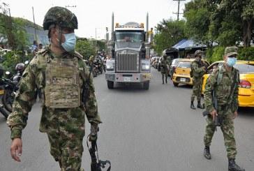 Entre Policía y Ejército logran avanzar en la reactivación económica de Cali