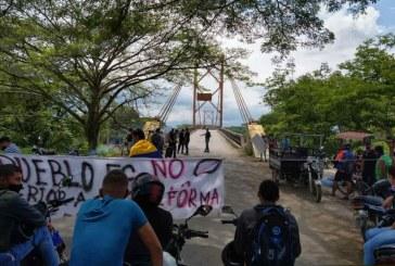 Este es el reporte de bloqueos en vías del Valle este jueves 13 de mayo
