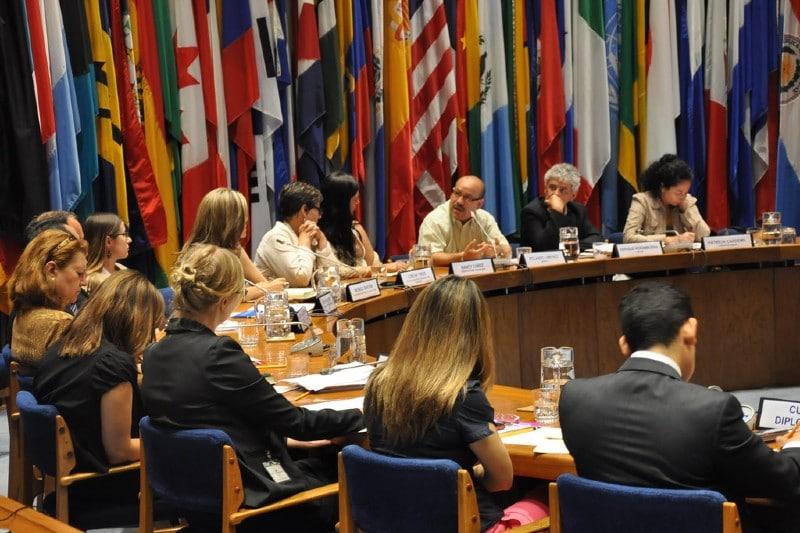 Expertos de la ONU y la OEA condenan represión de protestas pacíficas